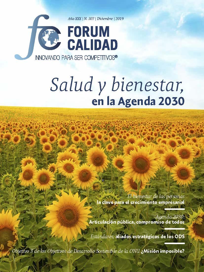 Forum Calidad nº 307 Diciembre 2019
