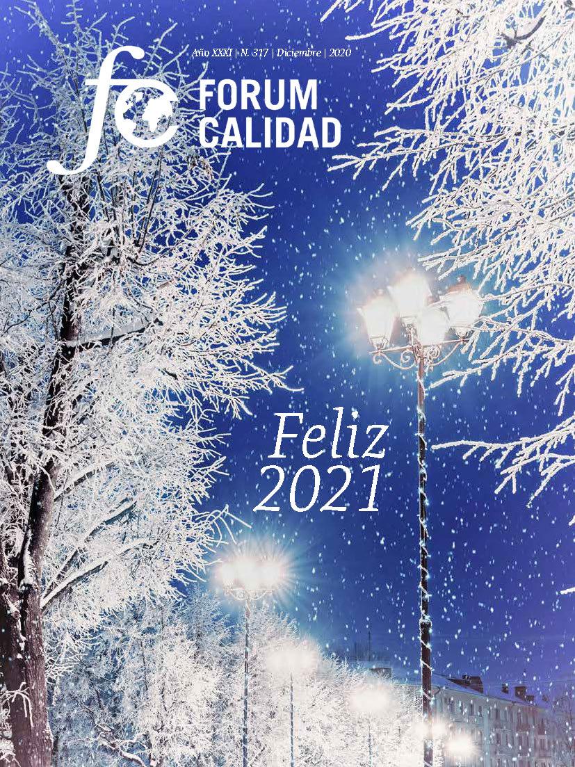 Forum Calidad nº 317 Diciembre 2020