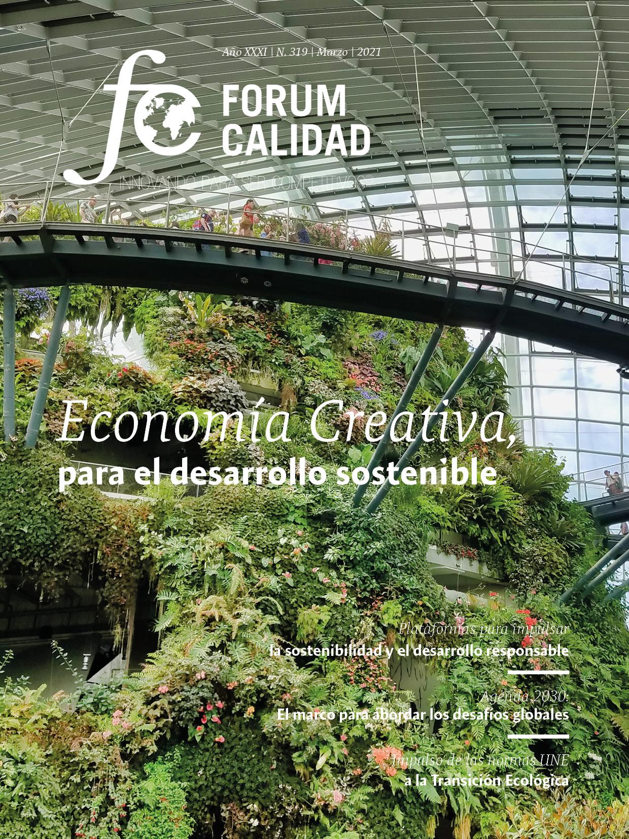 Forum Calidad nº 319 Marzo 2021