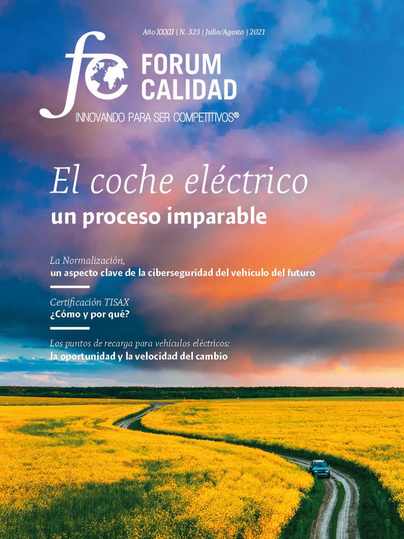 Forum Calidad nº 323 Julio/Agosto 2021
