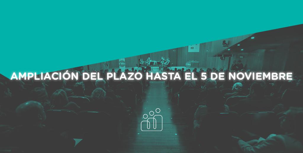 Ampliación de la convocatoria de los XXI Premios CODESPA. Presenta tu candidatura de profesional del periodismo antes del 5 de noviembre
